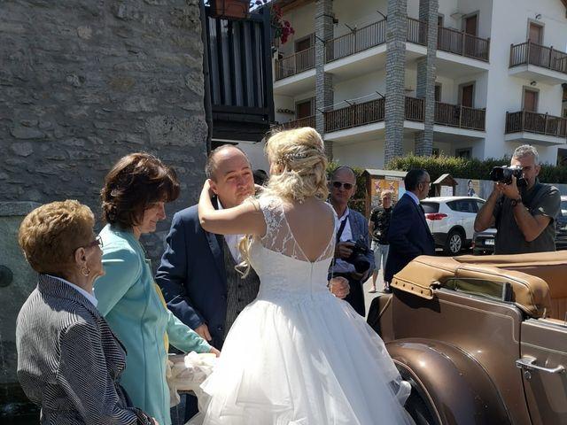 Il matrimonio di Federico  e Michela  a Aosta, Aosta 12