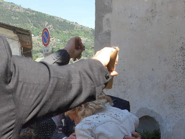 Il matrimonio di Federico  e Michela  a Aosta, Aosta 17