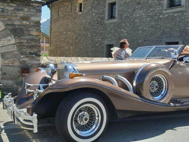 Il matrimonio di Federico  e Michela  a Aosta, Aosta 18