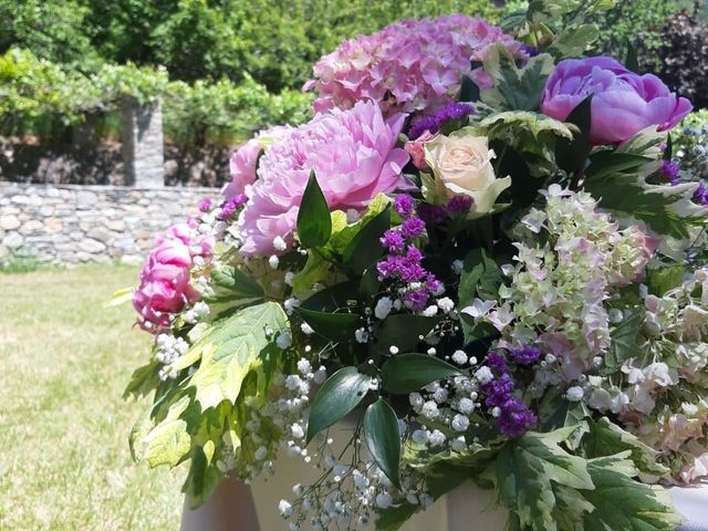 Il matrimonio di Federico  e Michela  a Aosta, Aosta 19