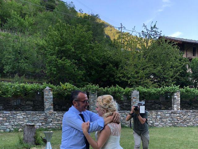 Il matrimonio di Federico  e Michela  a Aosta, Aosta 20