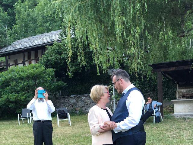 Il matrimonio di Federico  e Michela  a Aosta, Aosta 21