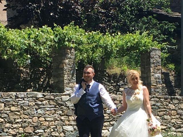 Il matrimonio di Federico  e Michela  a Aosta, Aosta 23