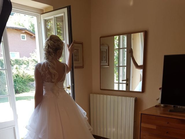 Il matrimonio di Federico  e Michela  a Aosta, Aosta 37