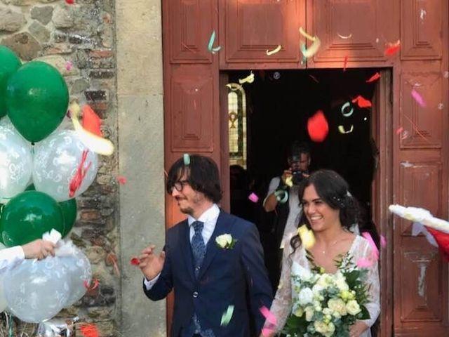 Il matrimonio di Guglielmo e Martina a Passignano sul Trasimeno, Perugia 6