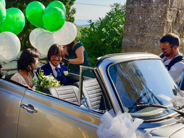 Il matrimonio di Guglielmo e Martina a Passignano sul Trasimeno, Perugia 9