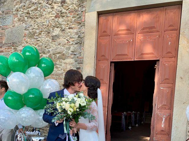 Il matrimonio di Guglielmo e Martina a Passignano sul Trasimeno, Perugia 10