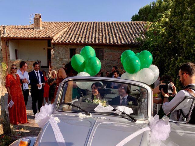 Il matrimonio di Guglielmo e Martina a Passignano sul Trasimeno, Perugia 11