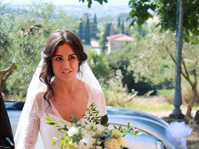 Il matrimonio di Guglielmo e Martina a Passignano sul Trasimeno, Perugia 14