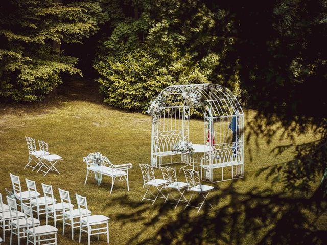 Il matrimonio di Michele e Martina a Tradate, Varese 4