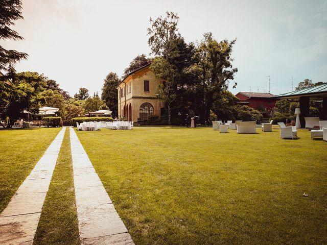 Il matrimonio di Michele e Martina a Tradate, Varese 8