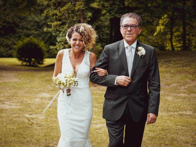 Il matrimonio di Michele e Martina a Tradate, Varese 20
