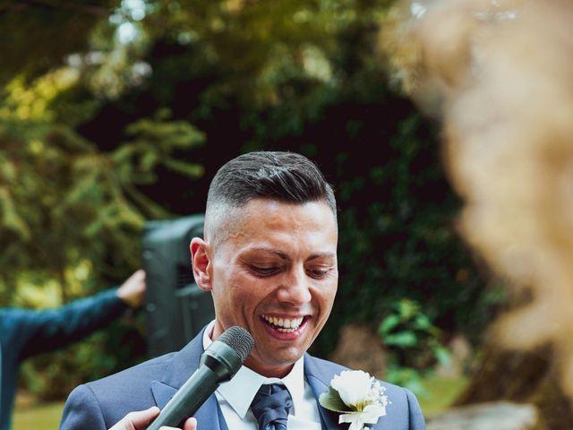 Il matrimonio di Michele e Martina a Tradate, Varese 22
