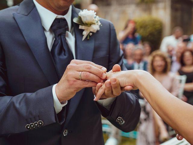 Il matrimonio di Michele e Martina a Tradate, Varese 25