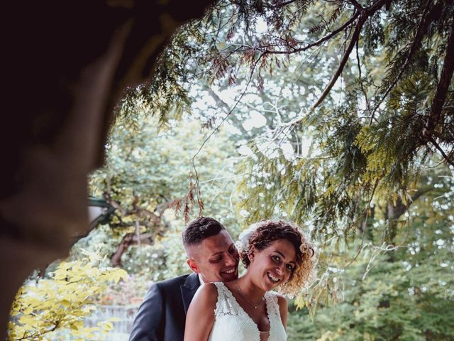 Il matrimonio di Michele e Martina a Tradate, Varese 28