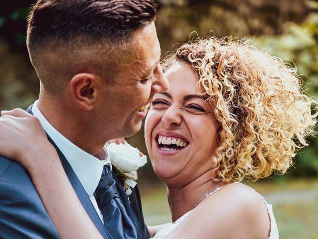 Il matrimonio di Michele e Martina a Tradate, Varese 1