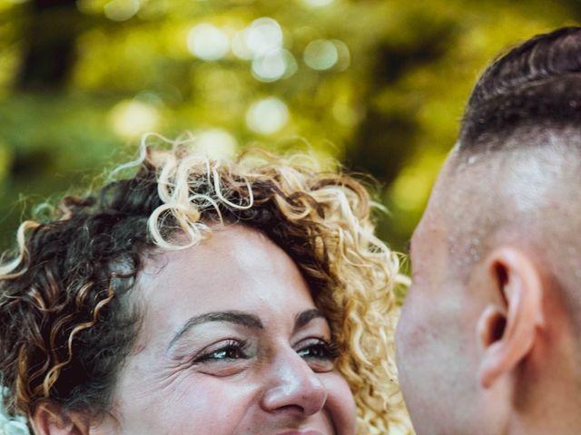 Il matrimonio di Michele e Martina a Tradate, Varese 32