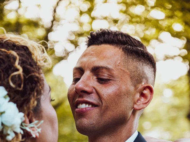 Il matrimonio di Michele e Martina a Tradate, Varese 34