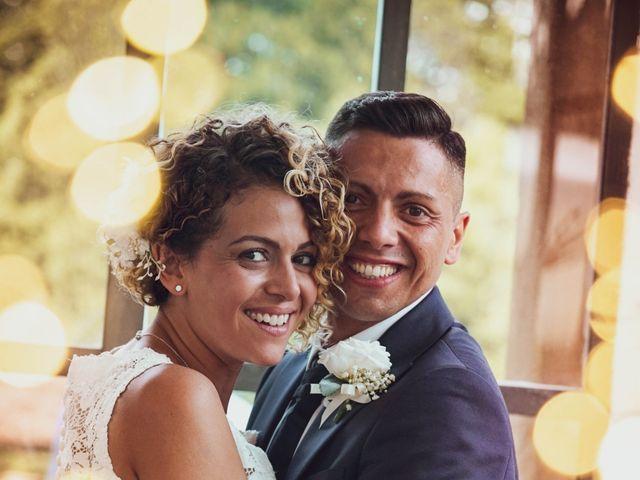 Il matrimonio di Michele e Martina a Tradate, Varese 37