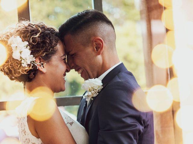 Il matrimonio di Michele e Martina a Tradate, Varese 2