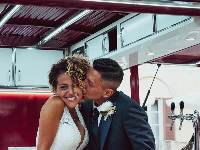 Il matrimonio di Michele e Martina a Tradate, Varese 43