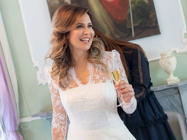 Il matrimonio di Graziano e Mariangela a Valeggio sul Mincio, Verona 8