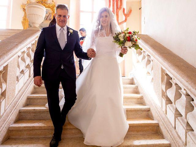Il matrimonio di Graziano e Mariangela a Valeggio sul Mincio, Verona 12