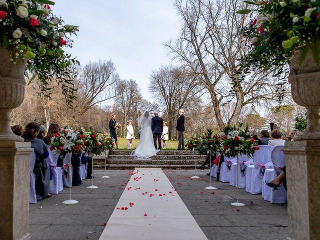 Il matrimonio di Graziano e Mariangela a Valeggio sul Mincio, Verona 13
