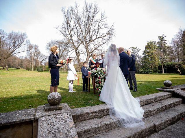 Il matrimonio di Graziano e Mariangela a Valeggio sul Mincio, Verona 14