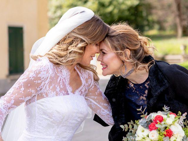 Il matrimonio di Graziano e Mariangela a Valeggio sul Mincio, Verona 15