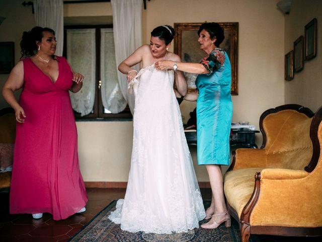 Il matrimonio di Daniele e Frine a Carcare, Savona 21