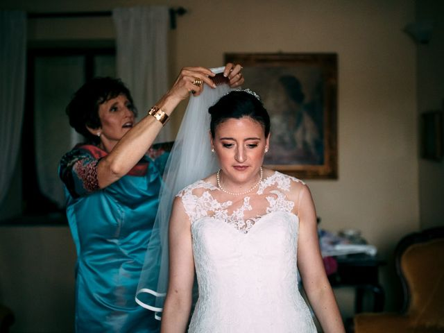 Il matrimonio di Daniele e Frine a Carcare, Savona 25
