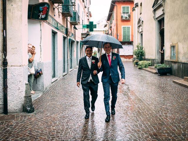 Il matrimonio di Daniele e Frine a Carcare, Savona 28