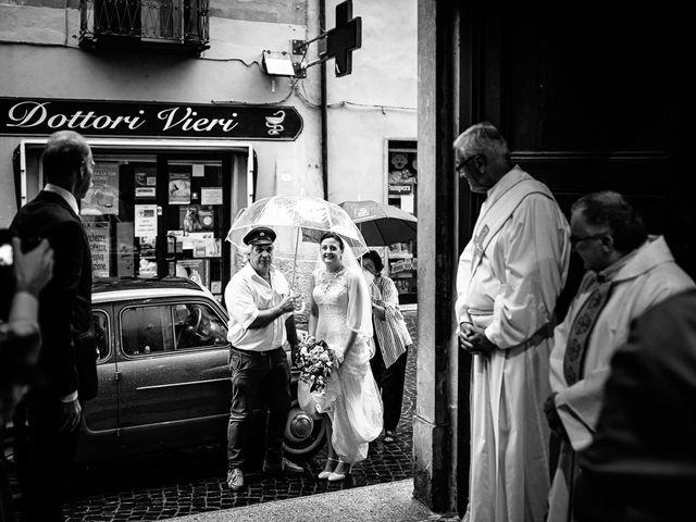 Il matrimonio di Daniele e Frine a Carcare, Savona 34