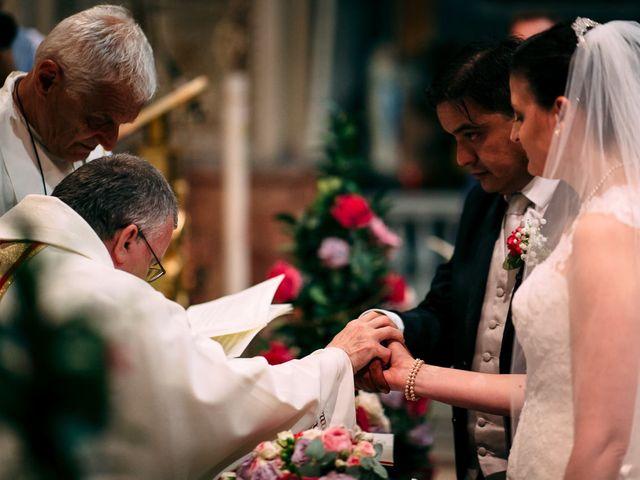 Il matrimonio di Daniele e Frine a Carcare, Savona 36