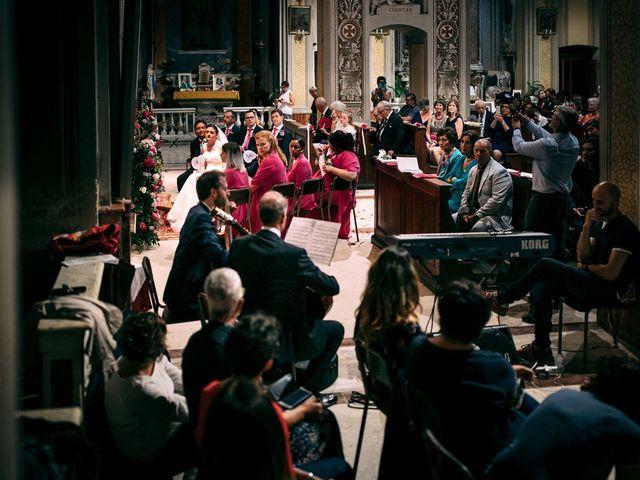 Il matrimonio di Daniele e Frine a Carcare, Savona 40