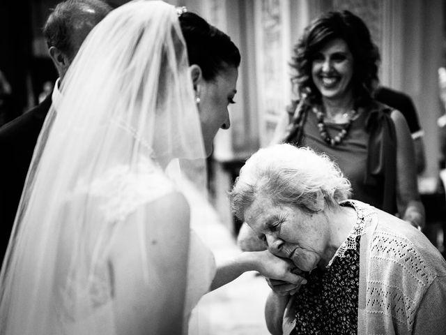 Il matrimonio di Daniele e Frine a Carcare, Savona 41