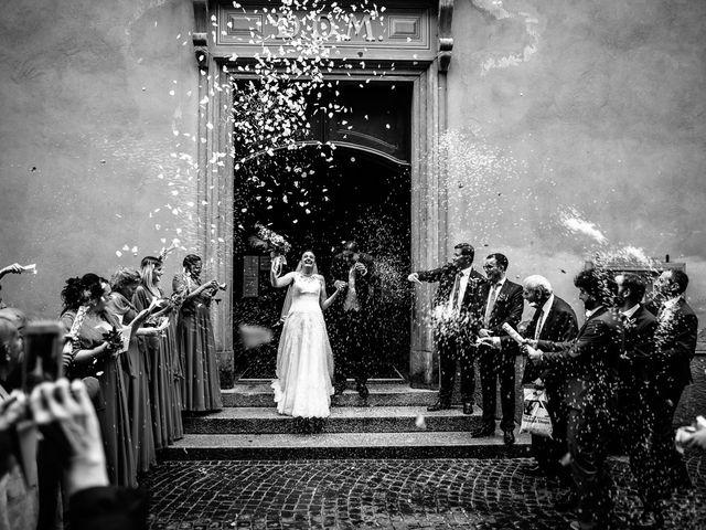 Il matrimonio di Daniele e Frine a Carcare, Savona 42
