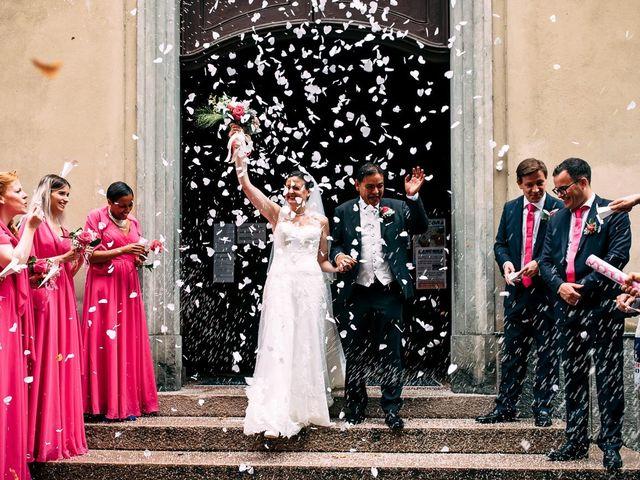 Il matrimonio di Daniele e Frine a Carcare, Savona 43