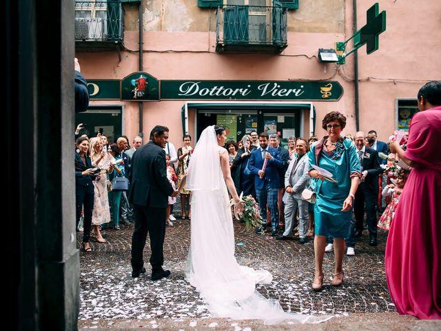 Il matrimonio di Daniele e Frine a Carcare, Savona 45