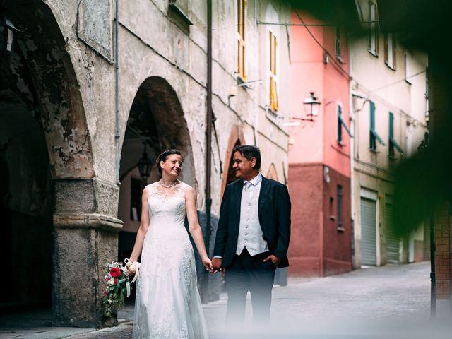 Il matrimonio di Daniele e Frine a Carcare, Savona 47