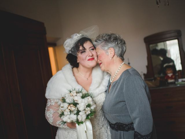 Il matrimonio di Didier e Martina a Pistoia, Pistoia 5