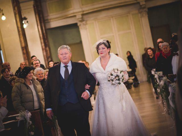 Il matrimonio di Didier e Martina a Pistoia, Pistoia 9
