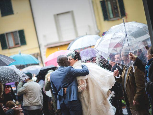 Il matrimonio di Didier e Martina a Pistoia, Pistoia 13