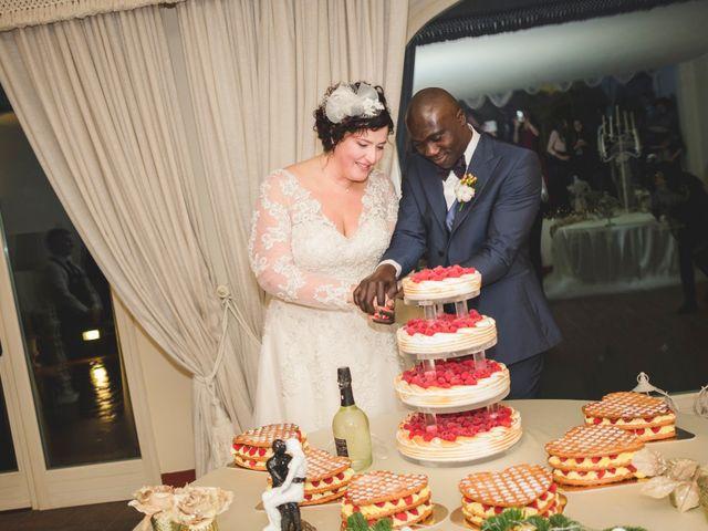 Il matrimonio di Didier e Martina a Pistoia, Pistoia 18