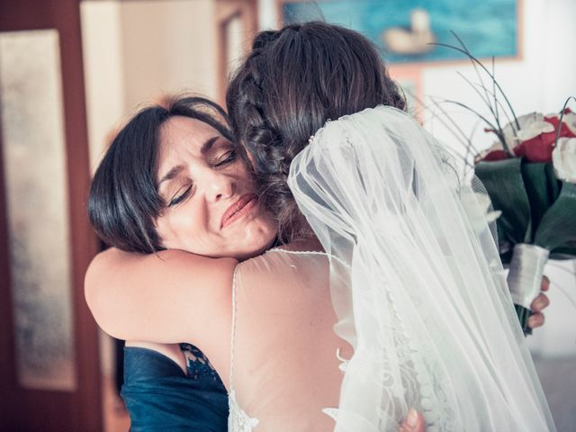 Il matrimonio di Lorenzo e Giulia a Viareggio, Lucca 12