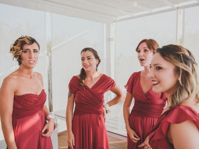 Il matrimonio di Lorenzo e Giulia a Viareggio, Lucca 17
