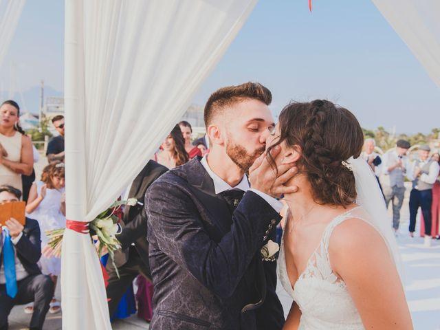 Il matrimonio di Lorenzo e Giulia a Viareggio, Lucca 27