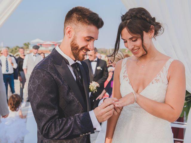 Il matrimonio di Lorenzo e Giulia a Viareggio, Lucca 31