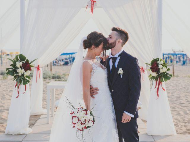 Il matrimonio di Lorenzo e Giulia a Viareggio, Lucca 34